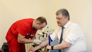 Ukraine : présidentielle ou combat de boxe?