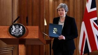 Brexit: Theresa May bittet um Verlängerung bis 30. Juni