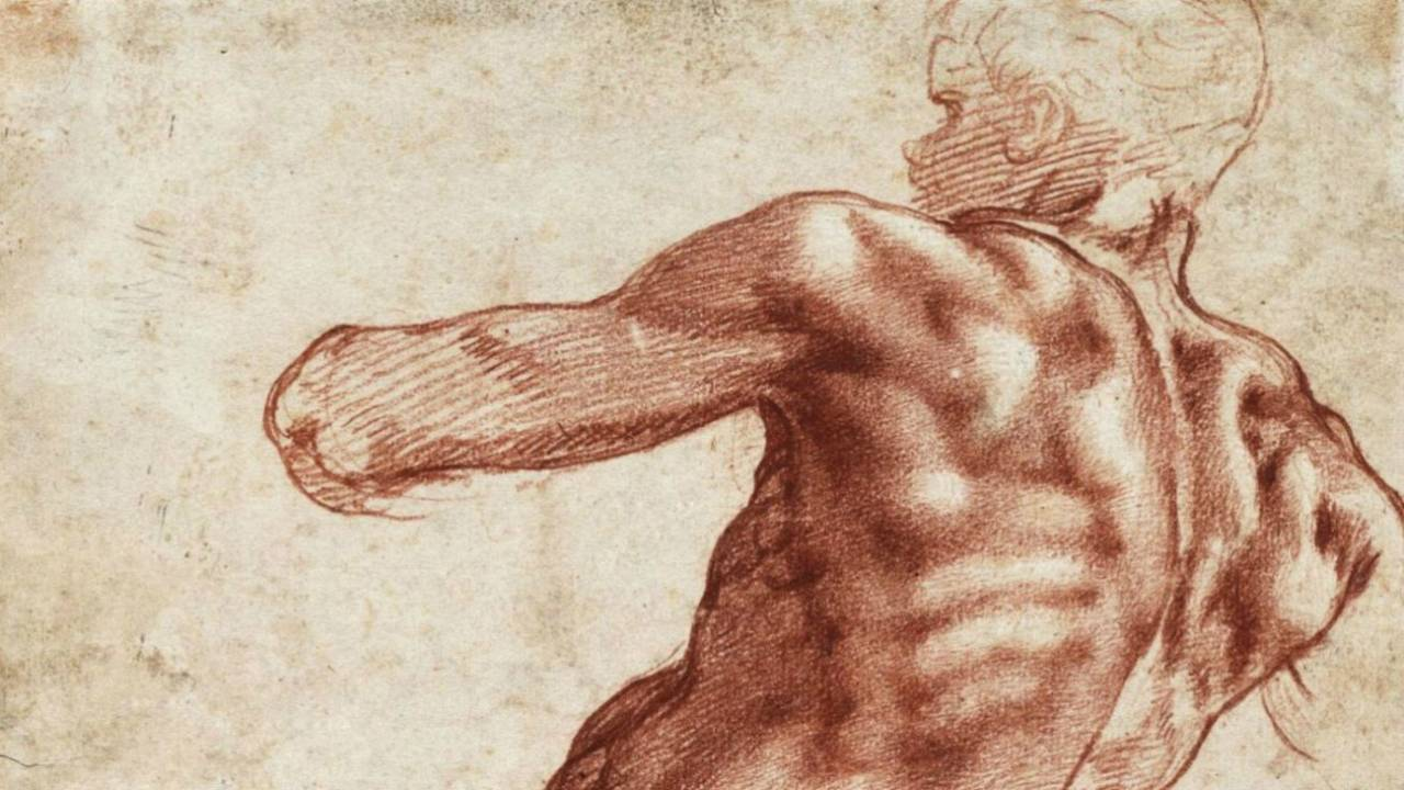 Michelangelo rajzai Budapesten
