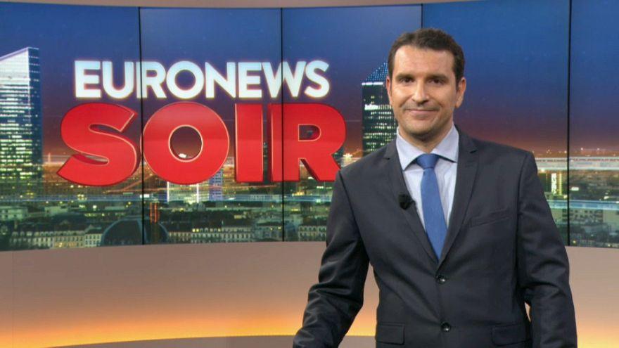 Euronews soir : l'actualité du 5 avril