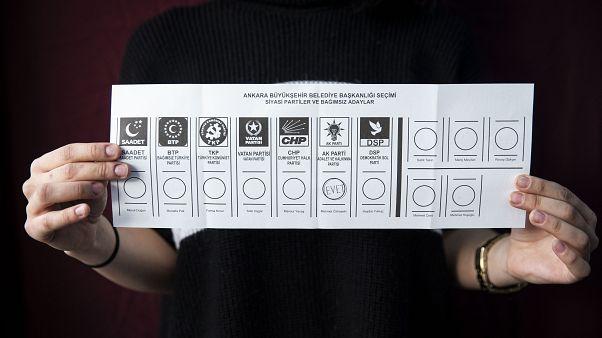 """""""AK Parti'nin İstanbul'da seçimlerin iptali başvurusu reddedildi"""""""
