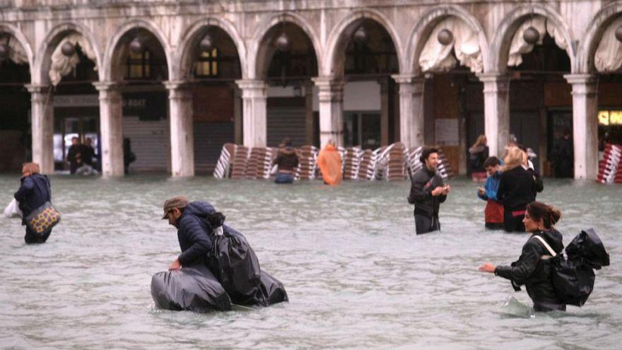 خسارت ۴۵۳ میلیارد یورویی حوادث طبیعی در اروپا