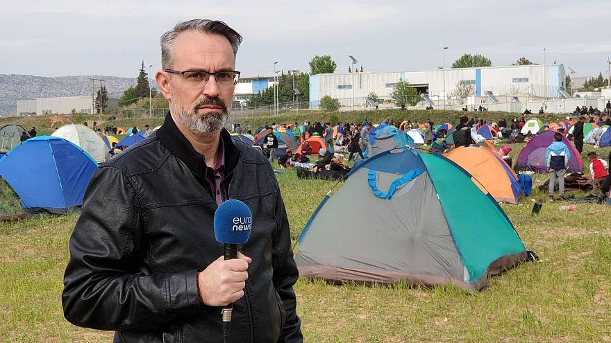 Το euronews στα Διαβατά