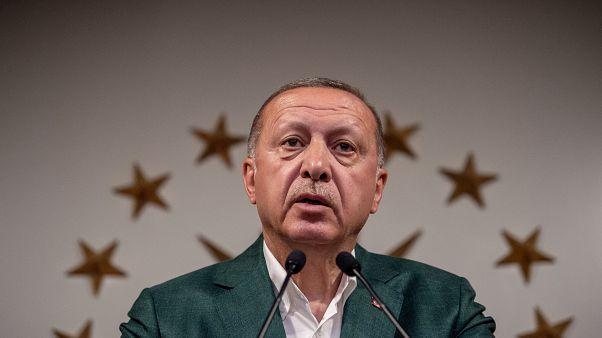 Erdoğan seçim sonuçlarıyla ilgili konuştu