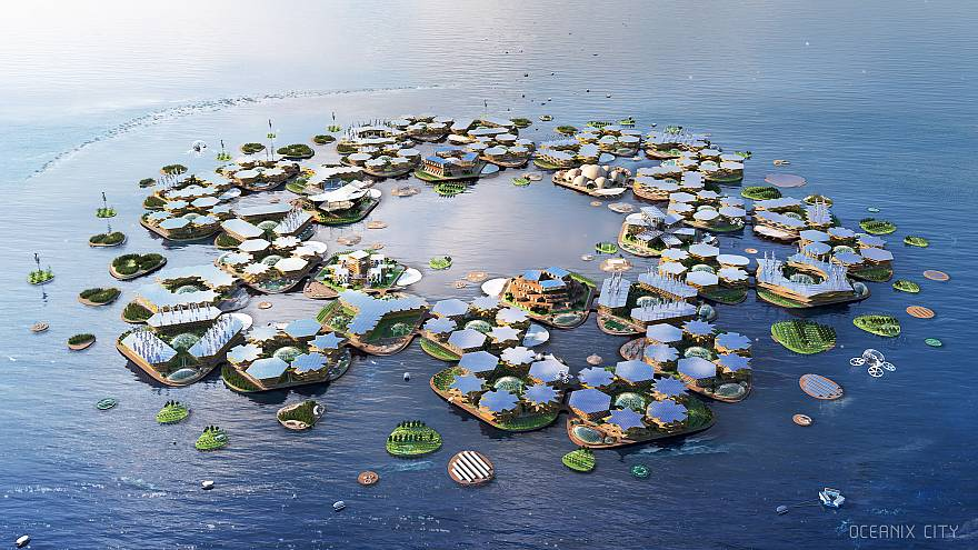 These floating cities can be your future home