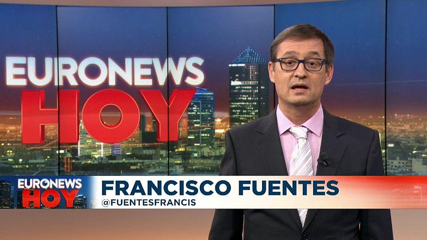 Euronews Hoy   Las noticias del viernes 5 de abril de 2019