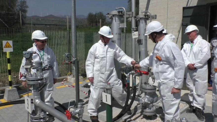 Idrogeno nella rete del gas: cominciata la sperimentazione di Snam a Salerno