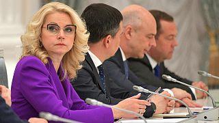 تاتیانا گولیکووا، معاون نخست وزیر روسیه