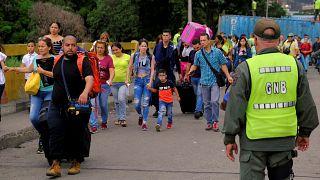 Venezuela'da göçmen krizi: 2019'da 1.1 milyon çocuk korumaya ve yardıma muhtaç olacak