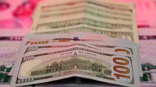 افت و خیز ۳۰۰ تومانی دلار در سال نو