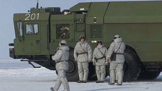 Achtung, Eisbär! Russischer Vorposten in der Arktis