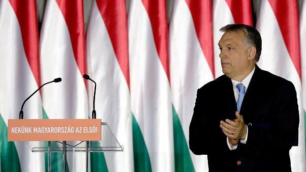A migráció megállítása a Fidesz EP-kampányának programja