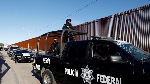 ABD'de 20 eyalet Trump'ın Meksika sınırına duvar inşasını durdurmak için harekete geçti