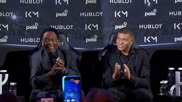 Pelé már jól van