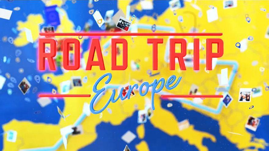 برنامج رحلة في أوروبا