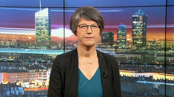 Euronews am Abend vom 5.4.: Brexit, Libyen und 100 Jahre Bauhaus
