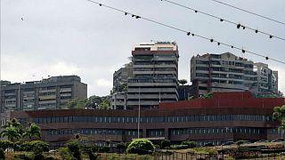ساختمان سفارت آمریکا در کاراکاس، پایتخت ونزوئلا