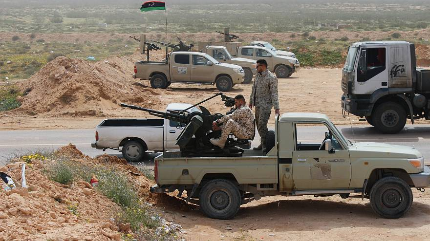 Libyen: Bürgerkrieg droht