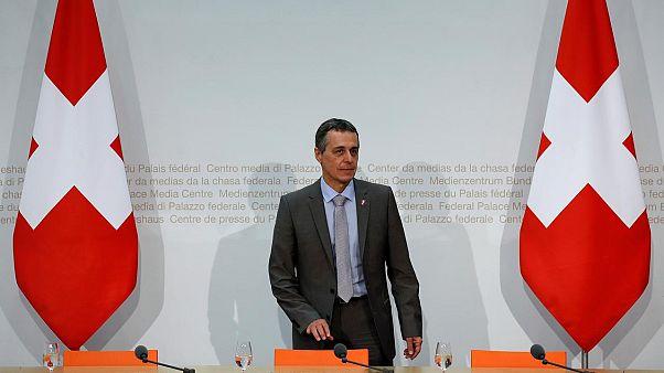ABD Venezuela'da İsviçre tarafından temsil edilmek için anlaşma imzaladı