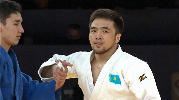 Home crowd thrilled by magnificent judo on Day 1 of Antalya Grand Prix