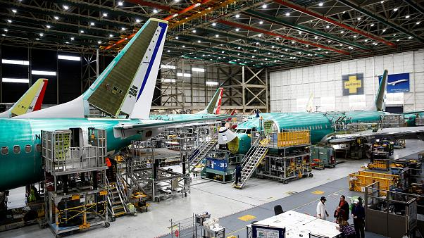 Boeing cuts 737 production by a fifth as crash investigation continues