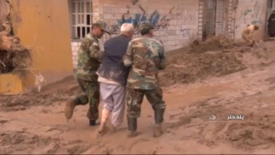 Наводнение в Иране: 400 000 пострадавших