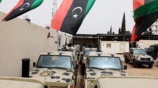 Rebeldes líbios às portas de Tripoli