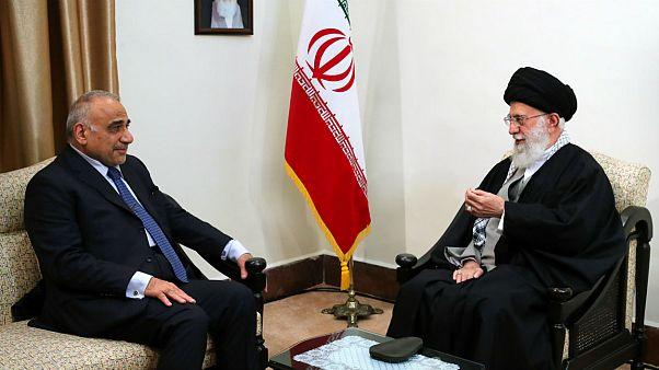 درخواست خامنهای از عبدالمهدی: کاری کنید که آمریکاییها زودتر از عراق بروند