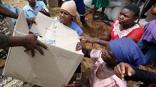 İdai kasırgasında ölü sayısı bine yaklaştı, milyonlar yardım bekliyor