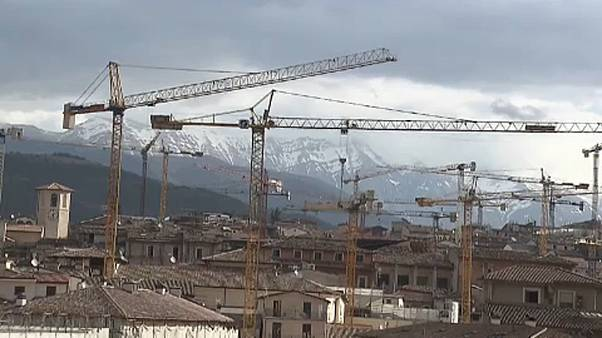 Italy remembers victims of devastating earthquake