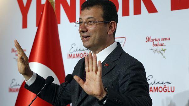 Ekrem İmamoğlu: Geçersiz oyların yüzde 57.5'i sayıldı: Oy farkı 17 bin 719