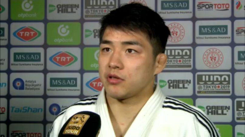 Explosive judo and Greek glory on Day 2 of 2019 Antalya