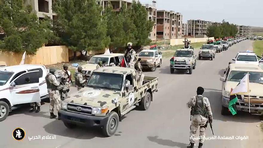 Tambores de guerra en Libia