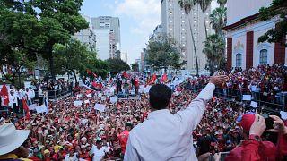 Proteste in 300 Städten in Venezuela