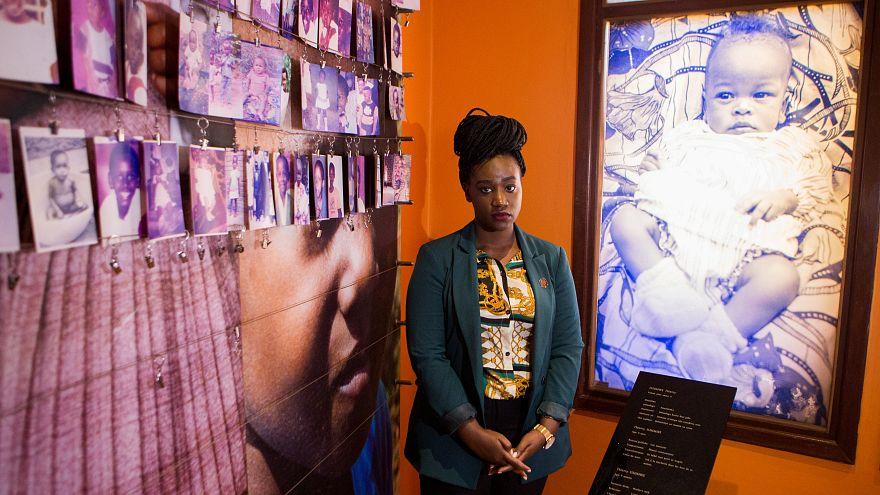 صورة لألين من داخل المتحف