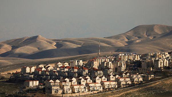 Netanyahu quer anexar partes da Cisjordânia ocupada