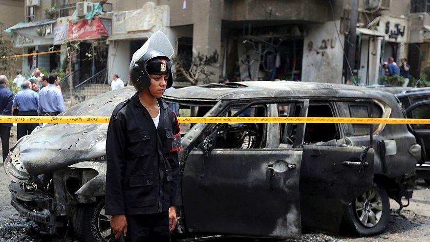 صورة أرشيفية لهجوم سابق في القاهرة