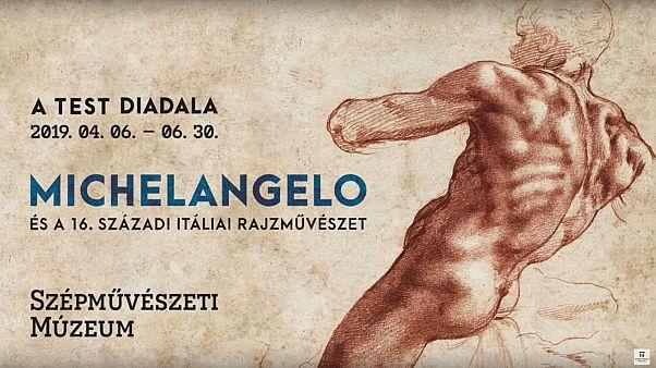 Una mostra su Michelangelo al Museo delle Belle Arti di Budapest