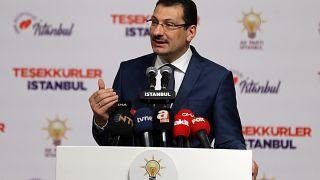 AK Parti Genel Başkan Yardımcısı Ali İhsan Yavuz