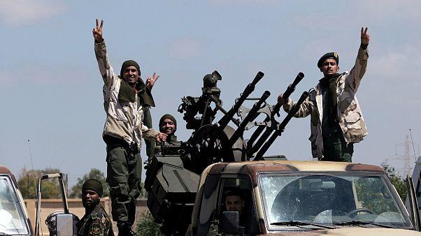 درگیریها در لیبی؛ آغاز عملیات نیروهای دولتی علیه وفاداران حفتر
