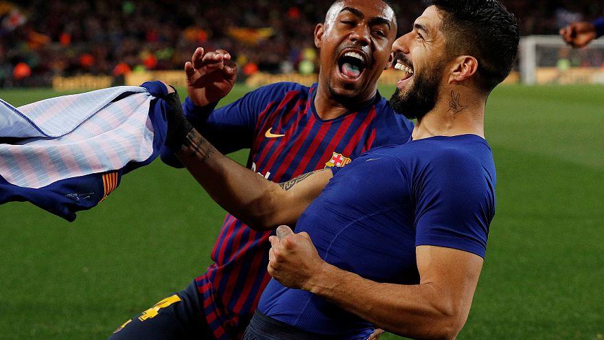 El Barça sentencia la Liga tras doblegar al Atlético de Madrid
