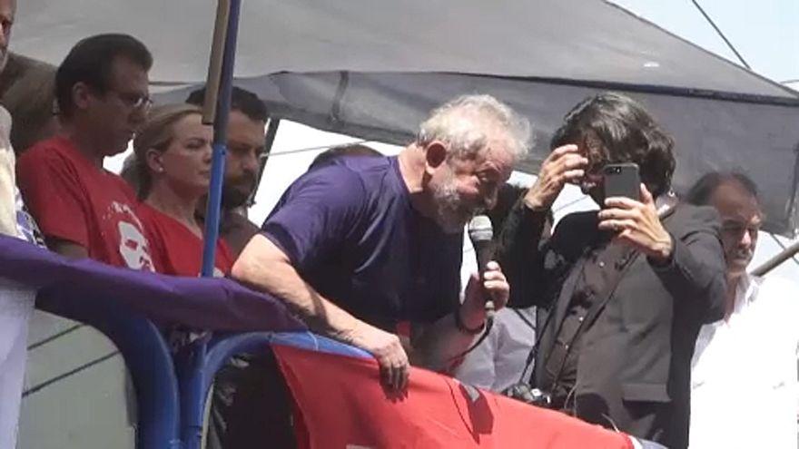 Lula da Silva cumpre um ano na prisão