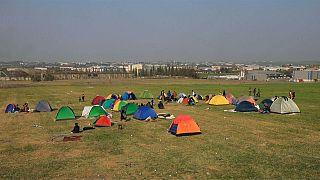Grecia, il campo di Diavata si svuota