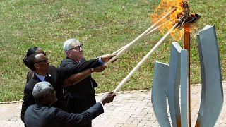 شاهد: رواندا تحيي ذكرى مرور 25 عاما على الإبادة الجماعية