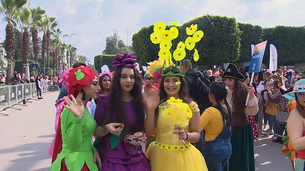 Adana célèbre le Festival des fleurs d'oranger