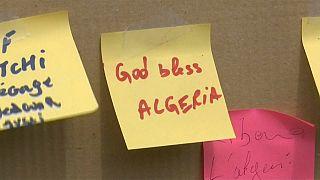 الجزائريون المقيمون في فرنسا يحذون حذو إخوانهم في الجزائر  للمطالبة بالتغيير السياسي