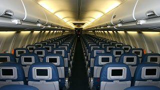 راكب وحيد على متن بوينغ 737 في رحلة إلى إيطاليا