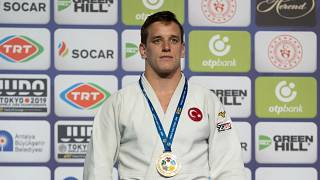 GP de Antália conclui com Judo inteligente e Patrícia Sampaio termina em quinto