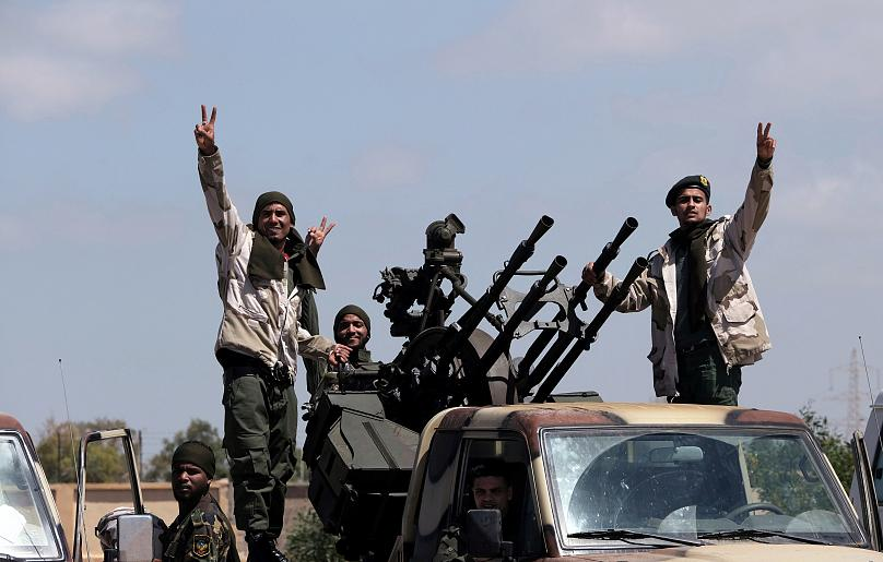 REUTERS/Esam Omran Al-Fetori