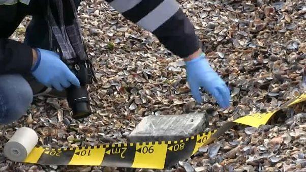Kokainfund an Rumäniens Schwarzmeerstrand
